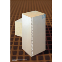 供应出口品质规格大小可定制蜂窝陶瓷蓄热体