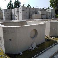 潍坊组合式化粪池多少钱 厂家供应寿光优质方形钢筋混凝土化粪池检查井
