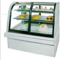 前开门蛋糕展示柜 水果饮料牛奶保鲜柜 冷藏保鲜柜 商用蛋糕设备