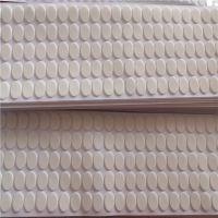 K3智能音乐花盆底座白色硅胶防滑垫 风扇减震硅胶圈 圆形减震垫