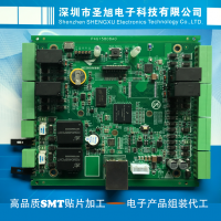 智能家居产品组装加工 smt加工厂 宝安smt贴片插件组装加工