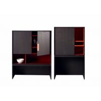 HMD家具高端进口家具简约设计实木收纳餐桌
