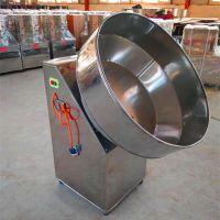 嘉田牌商用不锈钢95型敞口收口加厚元宵机 全自动家用摇圆成丸机 汤圆机 2.2kw电动做元宵的机器