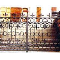 市政铁艺护栏销售 铁艺护栏生产 道路铁艺护栏