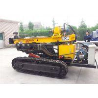 混合动力70履带钻机适应高原地区缺氧条件下工作。