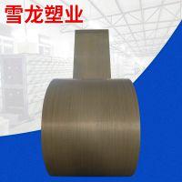 厂家生产绿色杂料布卷 塑料编织布 塑料编织袋筒料布卷 蛇皮布条