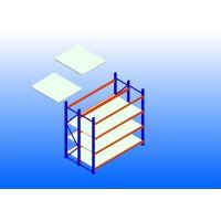 中型三柱层钢层板