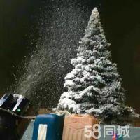 专业用心服务仪式大型圣诞雪花机深圳雪花机广州下雪机庆典派队雪花机