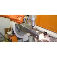 济宁切割- 常州柯勒玛智能1-机器人切割汽车零件