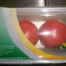 西红柿封盒锁鲜气调包装机 蔬菜包装封口机