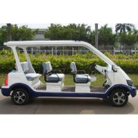 6座HX-GG006B 颜色可定制 电动观光车美国柯蒂斯 公园观光车 景区旅游代步