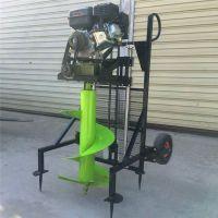 农林地钻挖坑机 好用的园林地钻机 小型电线杆挖坑机