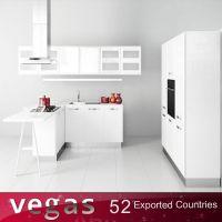 佛山橱柜厂家提供 整体板式橱柜 简易厨房橱柜 定做高端橱柜壁柜