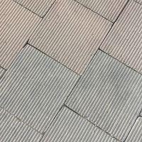 直销TS波纹砖面包砖 舒布洛克条纹海绵砖防腐冻水纹透水砖定制