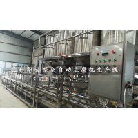 全自动黄豆浸泡系统,湖南湖北大型豆腐机生产线,全自动豆腐机厂家,科华豆制品机械设备