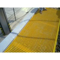 四川省成都市龙鳞化工厂高强度耐腐蚀玻璃钢格栅供应商价格报价