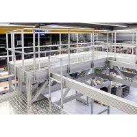 专业定制5050铝型材设备铝框架 根据图纸生产加工 易拆卸 美观