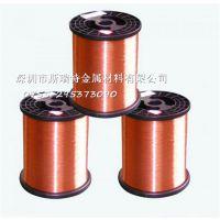 紫铜线 国标T2紫铜丝 0.02 0.03 0.04 0.005 0.1mm超细铜丝
