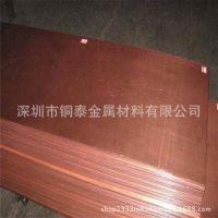 【铜泰铜业】T2紫铜板 拉丝 铜板 加工定做 软态紫铜板价格