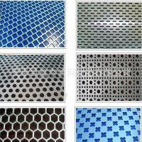 供应 冲孔网 镀锌铁板 不锈钢圆孔冲孔网 洞板 不锈钢微孔板