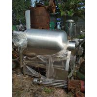回收转让二手300L滚揉机 食品饮料加工设备全自动真空滚揉机
