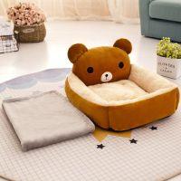 小狗猫窝四季通用狗中型泰迪犬宠物用品小型床可拆洗垫子狗窝