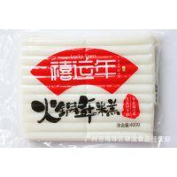 【包邮】禧运年韩式年糕火锅年糕手指年糕炒年糕400克*6袋
