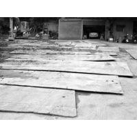 庐江钢板出租-5米板面2公分厚度