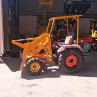 06型装载机厂家直销 小铲车 抓木机 抓草机 多种型号