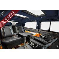 进口奔驰商务车 罗伦士VS500L智能版,2.0L排量罗伦士高级定制