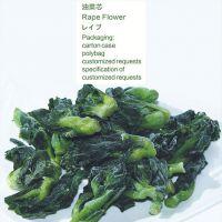 速冻菜芯 (单冻IQF) 盘冻菜芯 500g/块(BQF) 南湖船菜牌 冷冻食品冷冻蔬菜