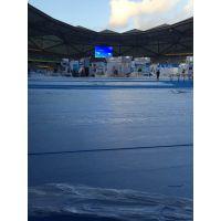 深圳宝安国际展会找专业安装展会地毯世佳地毯