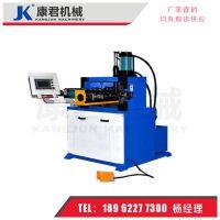 厂家直销 供应全自动四工位7吨液压缩管机 成型设备机械 低价高效