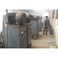 机制木炭机设备在制棒成型时的必要条件是什么?