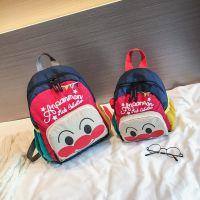 幼儿园背包韩版卡通儿童双肩包旅行可爱面包超人亲子包小学生书包