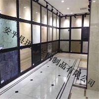 定制新款冲孔板墙砖展架  可自由摆放瓷砖尺寸 瓷砖孔板展示架