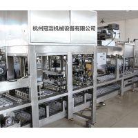 杭州冠浩机械-自动灌装封口机
