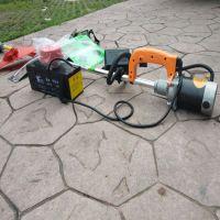 步行收获机械背负式割草机四冲程割灌机汽油打草机小型收割机