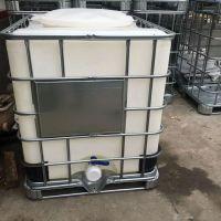 常州华社厂家直销滚塑加工耐酸碱储罐PE聚乙烯容器ibc吨桶