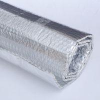 双层铝箔双层气泡 低能耗热网专用抗对流层 管道保温棉 铝箔气垫