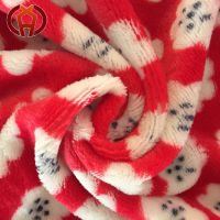 厂家直销100%涤纶法兰绒玩具家纺面料