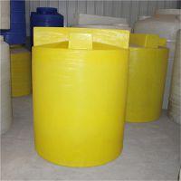 成都15吨复配罐供应商_2T塑料平底水箱