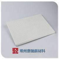 冲孔工艺厂家直销优质民用工业商业用隔音吸音铝蜂窝板铝单板