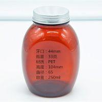 广东批发高档保健药虫草瓶 PET藏红花药瓶粉末瓶 蛋白粉