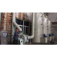 芜湖车间酸碱废气处理,涂装线喷漆废气处理设备,蓝阳供应技术支持