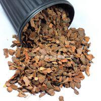 批发60升装脱脂发酵松树皮松鳞兰花月季蓝莓石斛种植介质铺面保湿