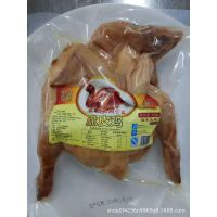 冷冻半成品脆皮鸡 新鲜土鸡肉腌制 烧烤鸡 餐厅饭馆酒店750/只