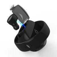 速卖通爆款 TWS蓝牙耳机 5.0 入耳式 双耳通话 立体声