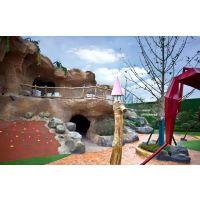 木质拓展攀爬游乐设备幼儿园公园户外木质体能训练攀爬网景区滑梯非标可加工定做