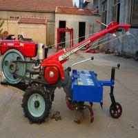 优质耐用动力强劲手扶拖拉机 10马力农用拖拉机旋耕机